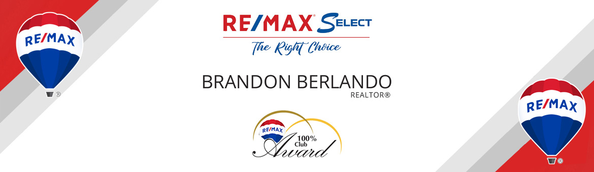Brandon Berlando – RE/MAX Select